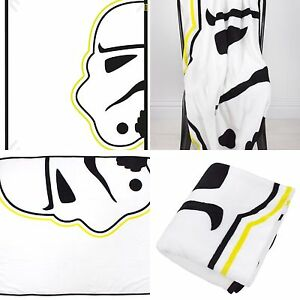 NEUF-STAR-WARS-VII-Storm-Troopers-Couverture-Polaire-Enfants-Garcons-jeter-force-eveille
