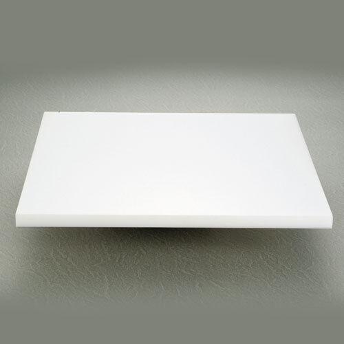 UHMWPE 300mm x 200mm x 30mm THICK PLASTIC POLYETHYLENE SHEET WHITE FREE POST