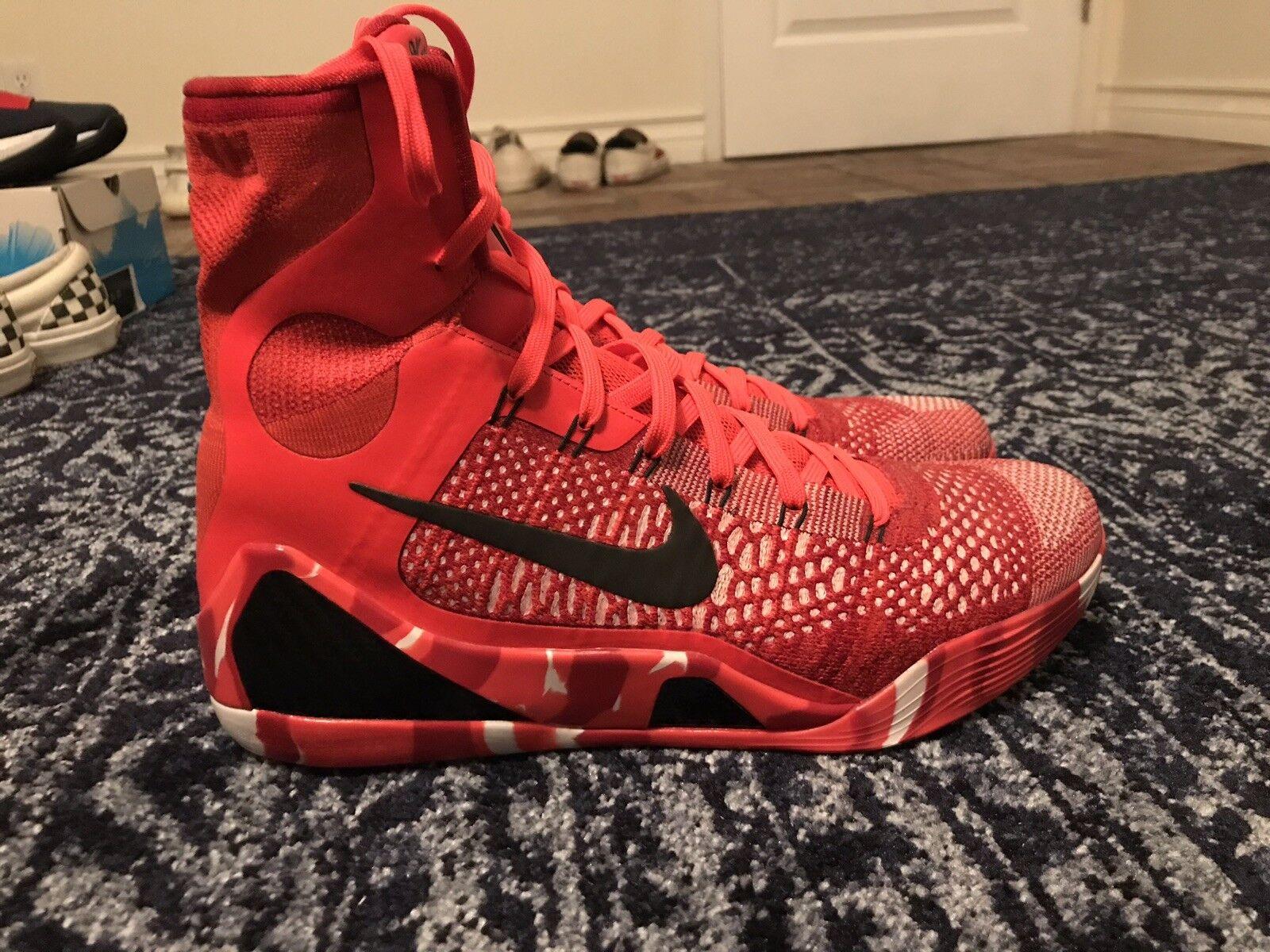Nike Kobe IX 9 Elite CHRISTMAS 12