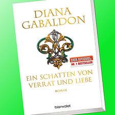 DIANA GABALDON | EIN SCHATTEN VON VERRAT UND LIEBE | Highland-Saga Band 8 (Buch)