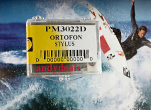 Ortofon N-15 MK II generic stylus for Ortofon VMS MK II series cartridge