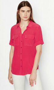 198-Slim-Signature-Equipment-100-Silk-Short-Sleeve-Shirt-Rosseta