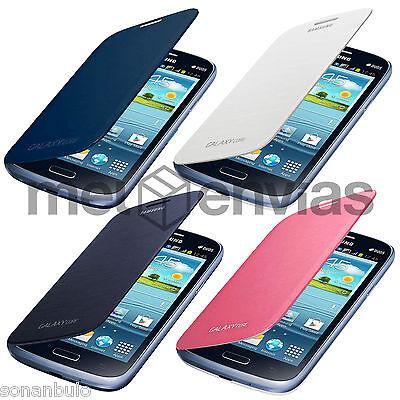 Funda Carcasa Flip Cover para Samsung Galaxy CORE i8260 i8262 Bateria Slim
