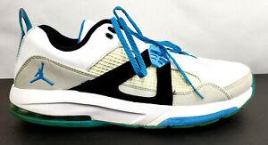 Nike-Jordan-Jo23an-343408-142-Mens-US10-EU44-White-Teal-EUC-2008