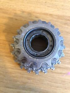 Bike Bicycle 14-17-20T 3 Speed Freewheel Thread On Screw Mountain Bike