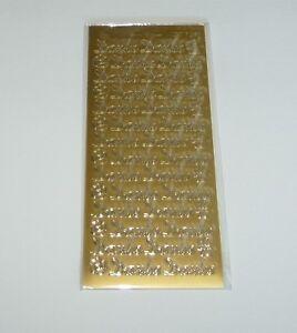 Details Zu 2 Bg Sticker Gold Danke Aufkleber Kommunion Hochzeit Konfirmation Taufe