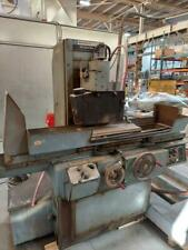 Brown Amp Sharpe 824 Cycle Size Surface Grinder