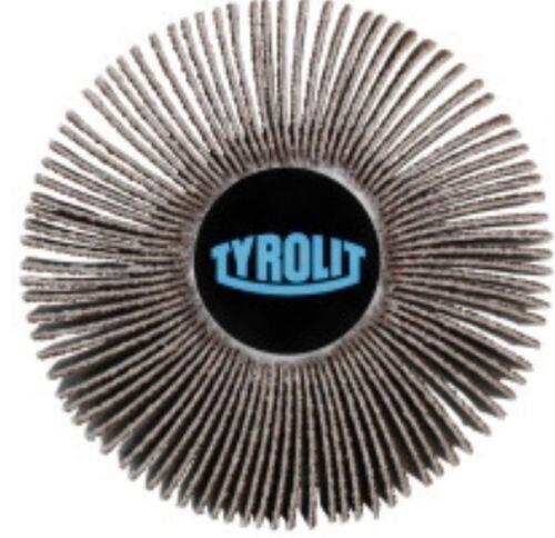 Schleifmop Schleifer# 10er Pack TYROLIT-Fächerschleifer 30x 5mm Schaft 6mm Ausw