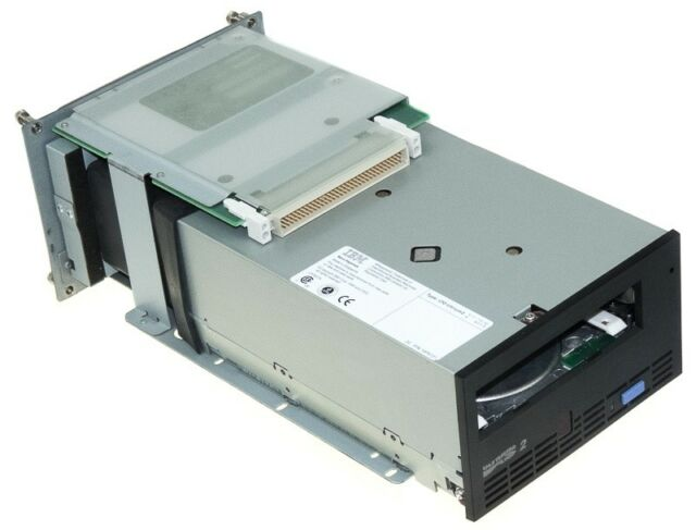 DELL PV136T LTO2 0N2492 N2492 LVD//SCSI Tape Drive in Powervault 136T Tray