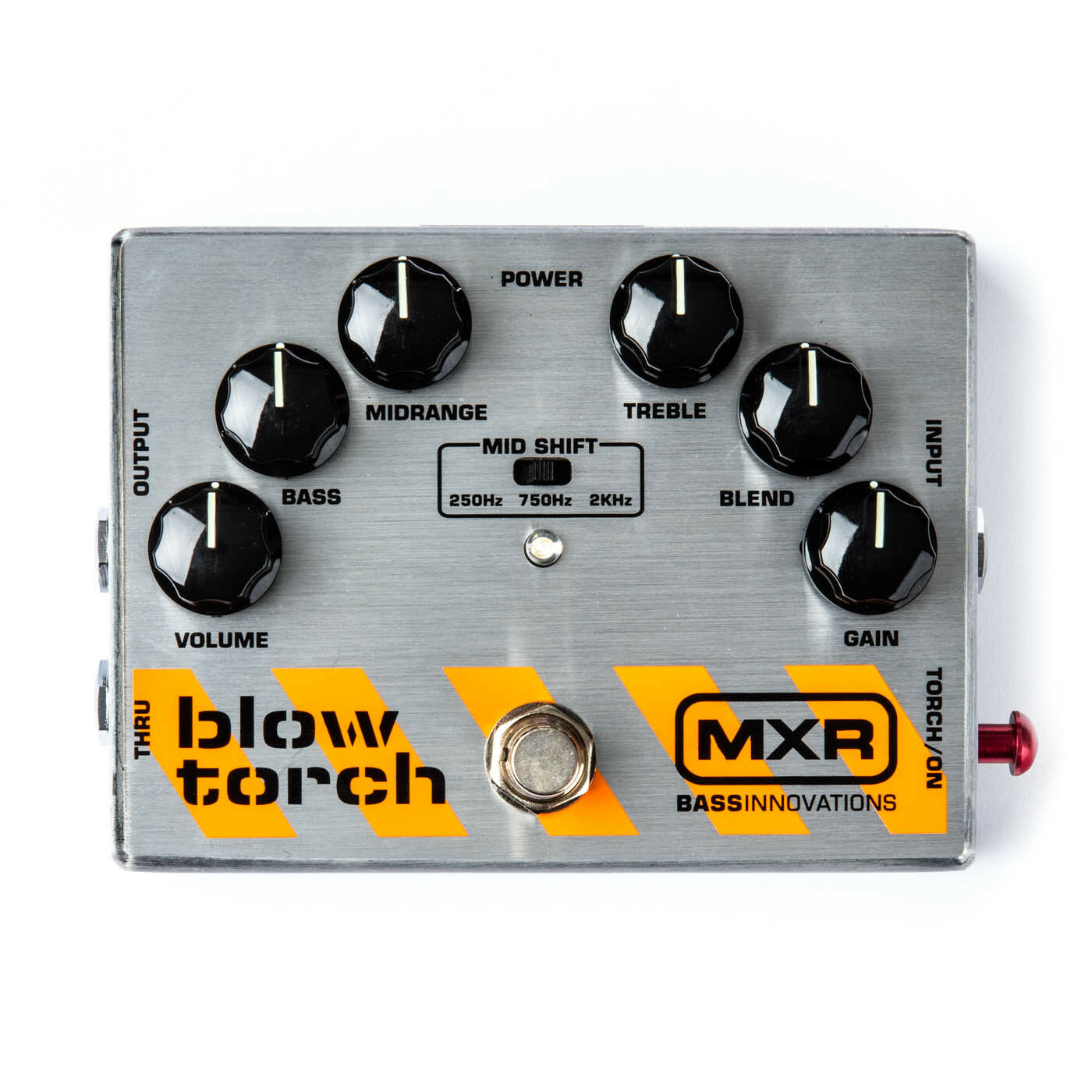 MXR M181 Blow Torch Distortion Pedal, Brand New in Box