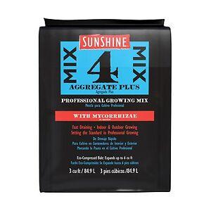 SunGro-Sunshine-Mix-4-3-Cu-Ft-Compressed-Professional-Growing-Mix-w-Mycorrhizae