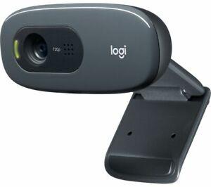 LOGITECH HD Webcam C270 - Currys