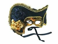 Costume Mask Hat, Pirate Masquerade, Venetian Style, Forum Novelties Sale