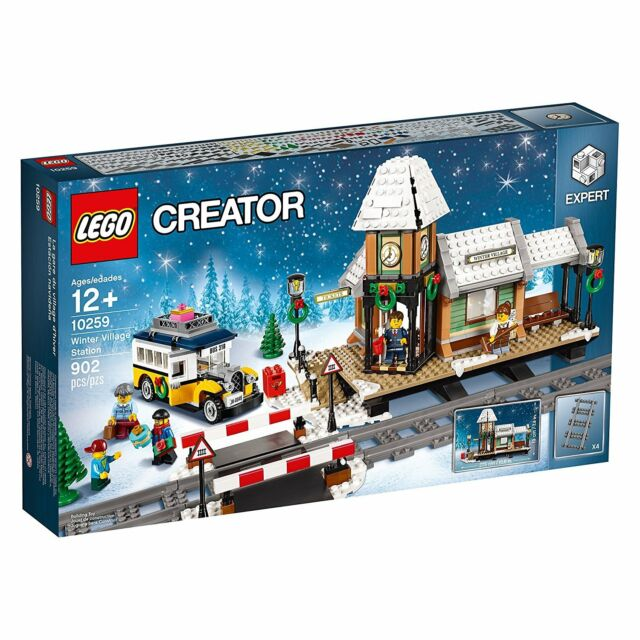 Lego 10259 Créateur - Winter Village Station - Neuf New Sealed #Nsf3