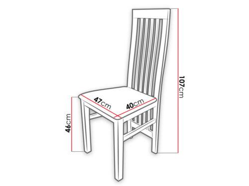 Esszimmerstuhl K43 Holzstuhl Esszimmer Stuhl Küchenstuhl Modern Kollektion