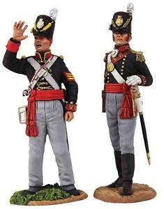 De Grande-bretagne Napoléonienne Britannique 36126 Royale Artillerie Command Set