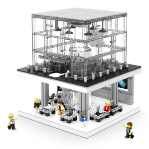 Sembo-Blocksteine-Store-Beleuchtung-USB-Gebaeude-Figur-Spielzeug-Modell-Kinder