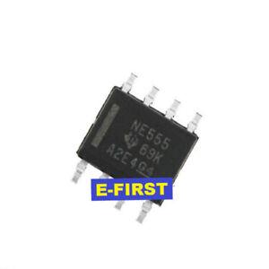 AT24C02BN NE555 Timer SOP-8 Chip  IC NE555P SMD