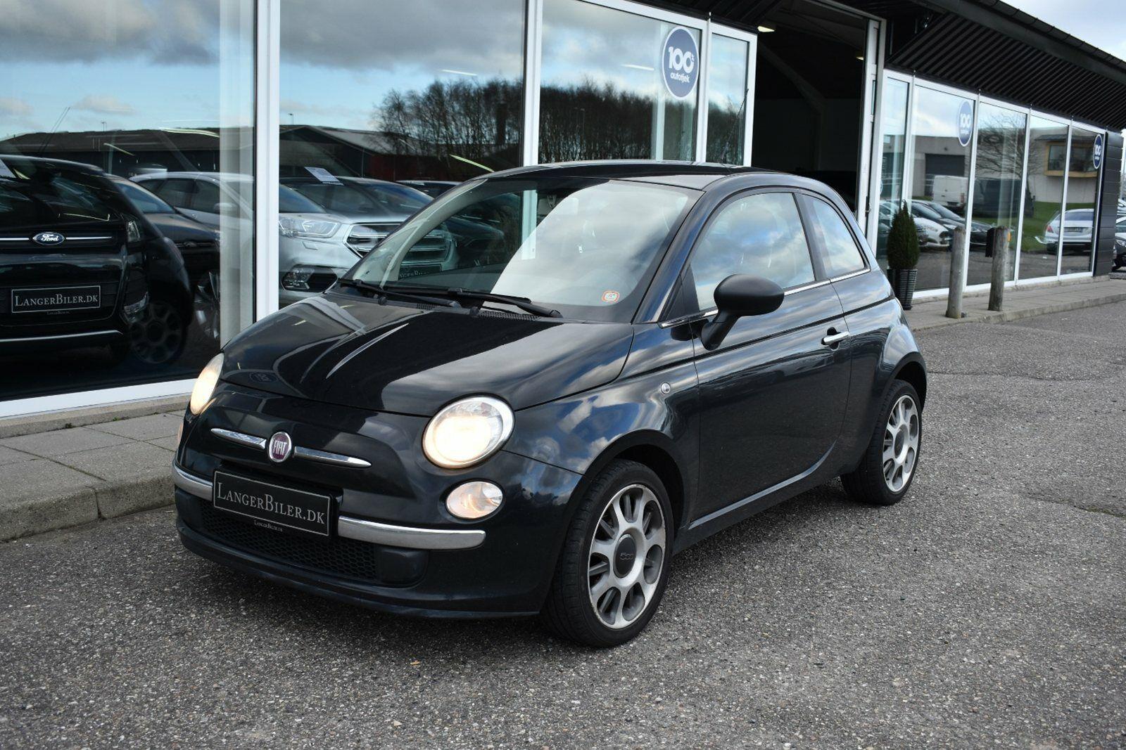 Fiat 500 1,2 Pop 3d - 30.000 kr.