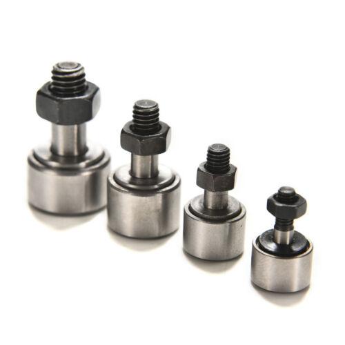 KR12//13//16//19 Bearing SEA Steel Cam Follower Bolt-type Needle Roller CF4//5//6//8