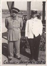 A6510) WW2 AVIAZIONE, CATANIA, 1941 VISITA DELLA DELEGAZIONE GIAPPONESE.