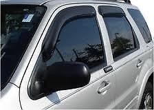 94307 AVS LUND RAIN VENT VISORS 2007-2010 DODGE NITRO 4 PIECE SET
