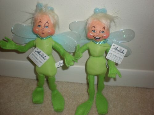 ANNALEE 9 GREEN DRAGONFLY NEW WITH TAG EACH SOLD SEPARATE SEE DETAILS
