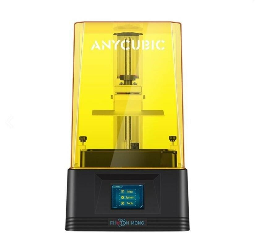 3D Printer, Anycubic Photon, Mono + Wash & Cure