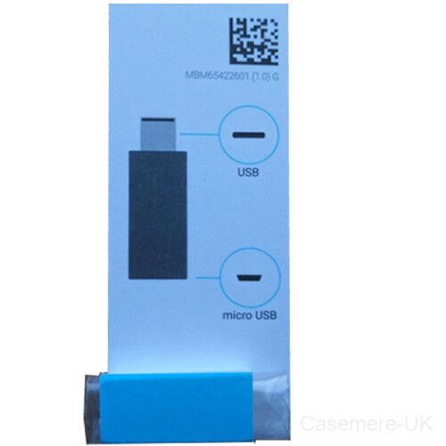 LG G5 G6 Nexus 5X Micro USB To Type C Connector Converter Adapter CEBX63128401