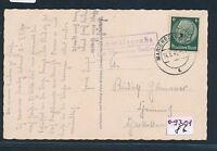 90756) DR   DDR Landpost Ra2 Schmalzgrube über Marienberg Sachsen, AK 1941