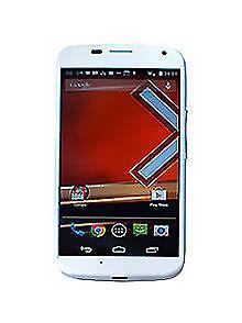 Brand NEW Motorola MOTO X - 16GB - White (AT&T) Smartphone