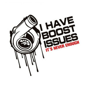 BOOST Inside  VINYL Decals Sticker  BUY 2  GET 1  FREE Automatically