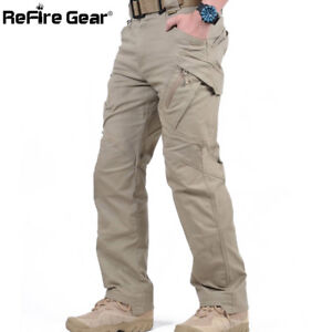 Refire Uomo City Combat Swat Cargo Gear Military Ix9 Army Tactical Pants qWqY1frw