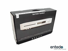 Harman Kardon BDS 580 5.1 3D Blu-ray AV-Receiver Bluray HDMI Airplay Weiss NEU