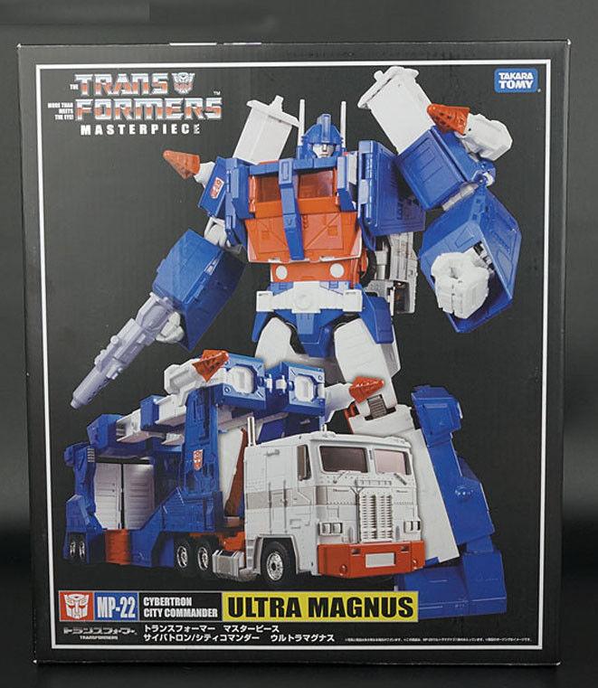 Transformers TAKARA TOMY Masterpiece MP-22 ULTRA MAGNUS Action Figure KO VER