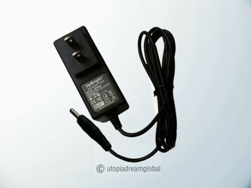 8V AC Adapter For Logitech Harmony 900 Remote Control Power Supply Cord Charger