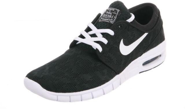 save off 38cab 62129 NIke STEFAN JANOSKI MAX Black White Skateboarding 631303-010 (390) Men s  Shoes