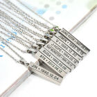 KPOP Bangtan Boys BTS SUGA JIMIN JUNG KOOK V JIN JHOPE Steel Necklace Steel Ring