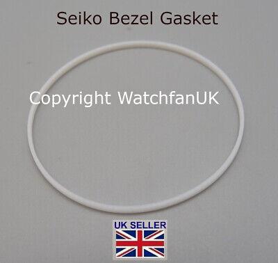 Details about  /PLASTIC BEZEL GASKET FITS  7T62-0CK0 7T62-0AY0 SEIKO 86583960 #45