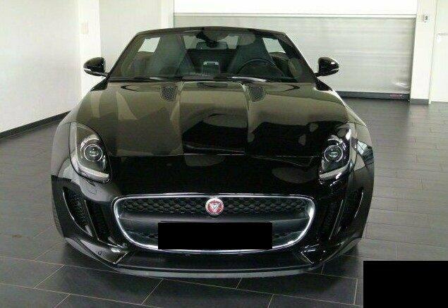Jaguar F-Type S/C S Convertible aut.
