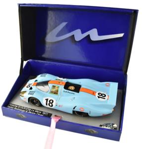 Le Mans Miniatures  Gulf  Porsche 917 LH - 1971 Le Mans 1 32 Slot Coche 132071 18M