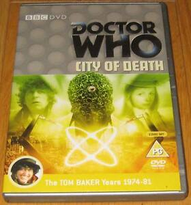 Doctor-Who-DVD-City-of-Death-Excellent-Condition