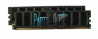 1GB Memory Upgrade for Iwill DP533//DP533-S//DPL533 Motherboards 184 pin PC2100 DDR DIMM RAM PARTS-QUICK Brand