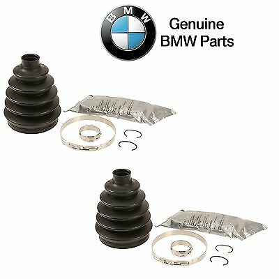 For E70 X5 E71 E72 X6 Front Left or Right Outer Axle Boot Kit for C//V Joint OES