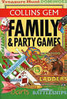 Family and Party Games by The Diagram Group (Paperback, 1990)