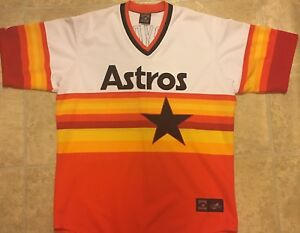 quality design bada1 22463 Details about Majestic Cooperstown Collection Houston Astros Nolan Ryan  Jersey (Size XXL)
