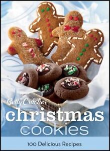 stock photo - Betty Crocker Christmas Cookie Recipes