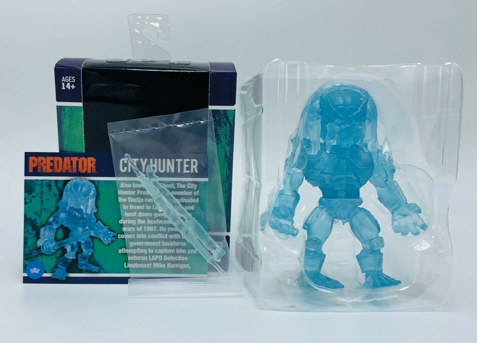 Club 28 Translúcido City Hunter-LOYAL SUBJECTS Projoator Walverdes Exclusivo