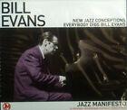 CD BILL EVANS - jazz manifesto, new jazz conceptions, neu - ovp