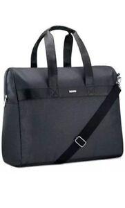 b98ad69dfff9 Image is loading Giorgio-Armani-Parfums-Duffle-Bag-Weekender-Travel-Gym-